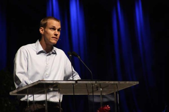 David Platt, pastor of The Church at Brook Hills in Birmingham, Ala., delivers a Pastors' Conference message in New Orleans on true repentance and salvation.