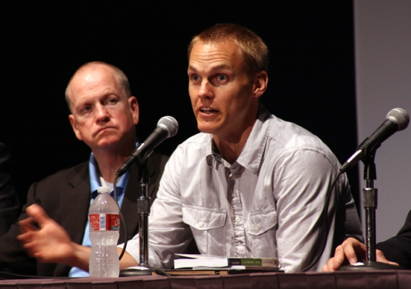"""At the Baptist 21 luncheon and panel, the discussion turned to issues that put the church at odds with the larger culture. Alabama pastor David Platt told the audience, """"We can't pick and choose when we believe the Gospel, which social issues we're going to apply the Gospel to, and which we're not."""""""