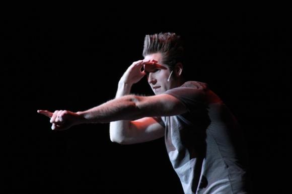 Evangelist/illusionist Bryan Drake