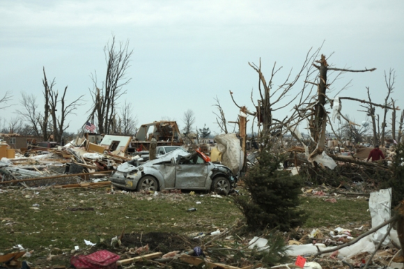 This week marks the one-year anniversary of the EF-4 tornado that devastated parts of Washington, Ill. Brookport, New Minden, Diamond, Coal City and Pekin were among the other Illinois communities affected by powerful storms on Nov. 17, 2013.