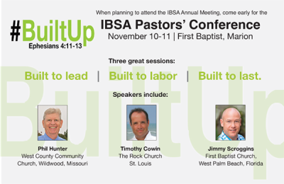 2015 IBSA Pastors' Conference