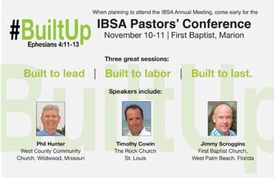 2015 IBSA Pastors' Conference