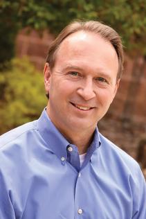Dr. Doug Munton, Senior Pastor of First Baptist Church of O'Fallon, Illinois