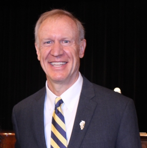 Governor Rauner crop