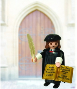 Martin Luther playmobll