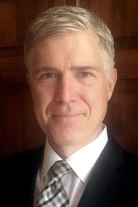 Judge Neil Gorsuch