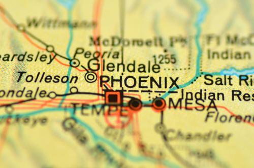 Phoenix map 1