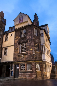 John Knox House in Edinburgh
