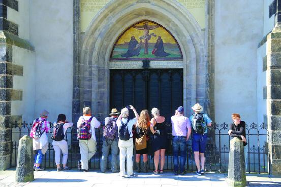 Wittenberg Doors