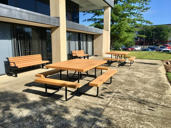 Picnic tables 2