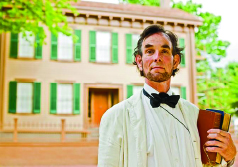 Lincoln and Home